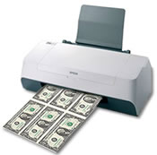 Counterfeit Currency Printing