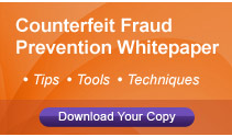 COunterfeit Detection Whitepaper