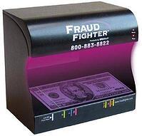 UV currency scanner