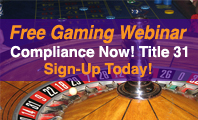Gamin Webinar Title 31 Compliance