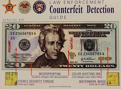 Counterfeit Money Damages The U S Economy And Can Substantially Impact Businesses Of All Industries Through The End Of 2013 As Much As 103 Million In