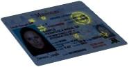 UV detection for passport authentication