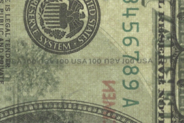 security thread on the 1996-2013 issue of the 100 dollar bill