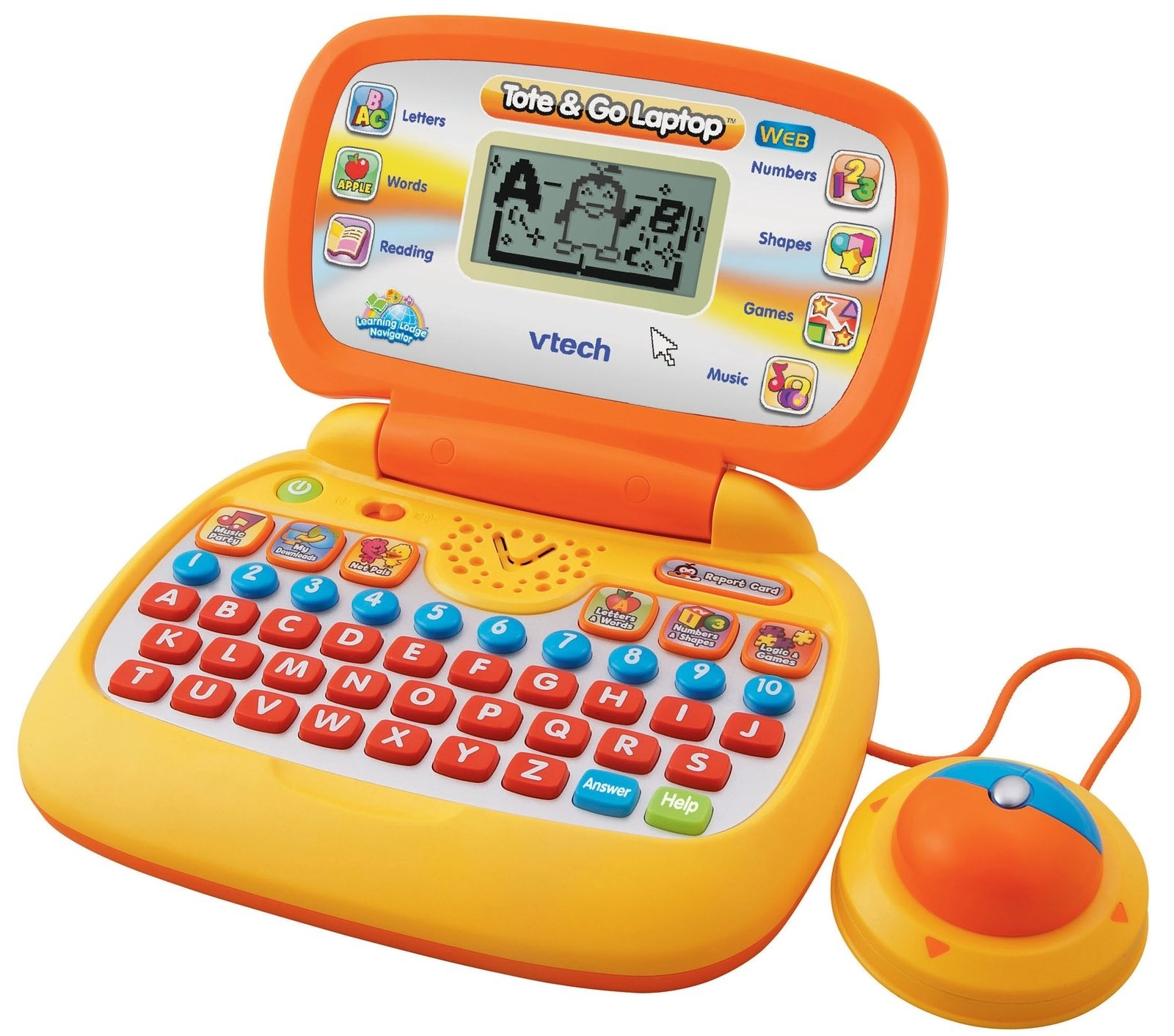 VTech Tote & Go Toy