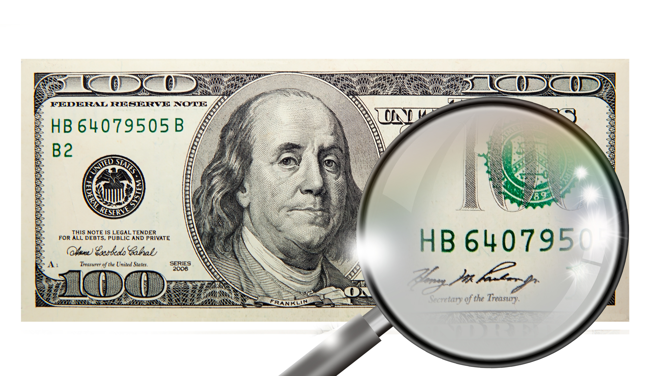 Counterfeit money continues to plague local businesses